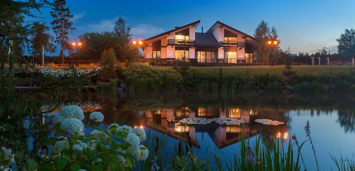 Дом у озера, КП Трувиль
