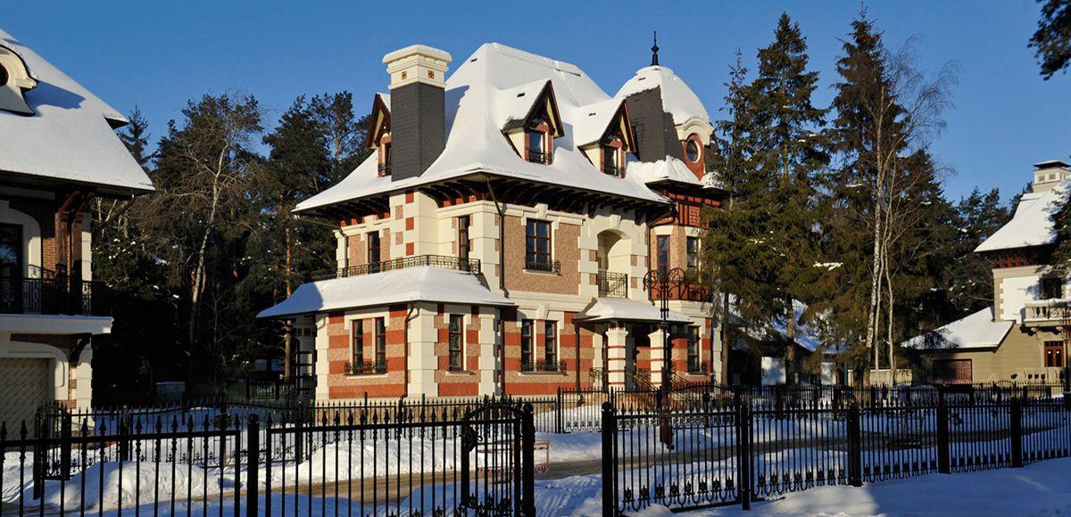 Зима в русском Трувиле