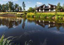 Дом на первой линии озера, КП Трувиль