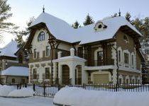 Русская зима в Трувиле